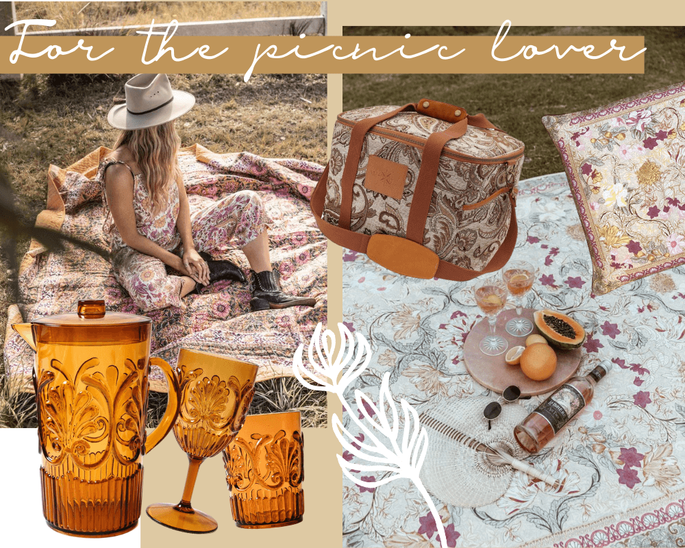 Christmas Gifts for the Picnic Lover