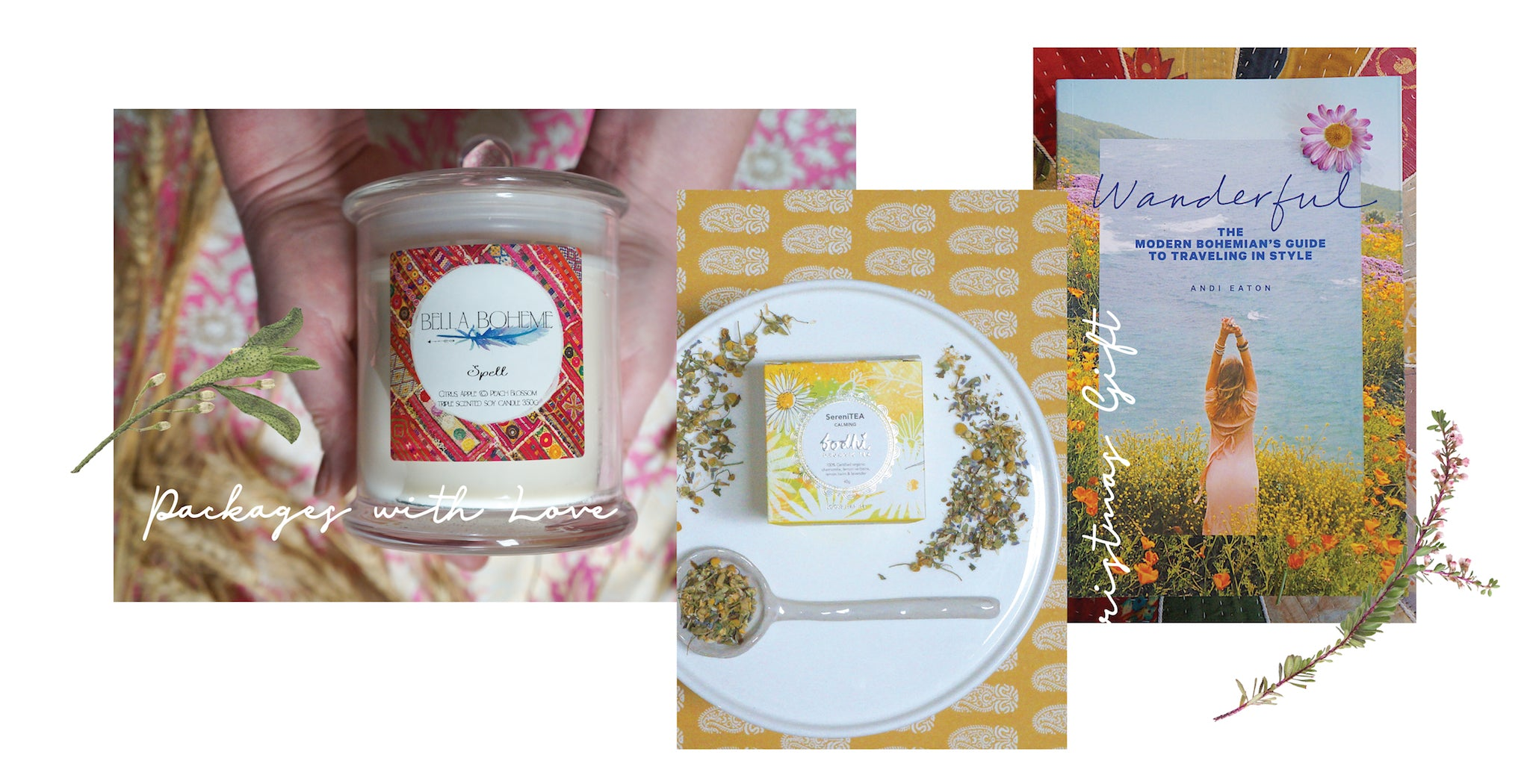 Christmas Gift Packages.Packages With Love A Christmas Gift Guide Bella Boheme