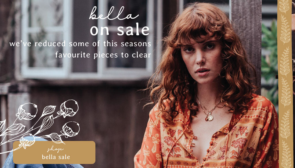 ccae618f2d Bohemian Clothing, Jewellery & Other Boho Treasures | Bella Boheme