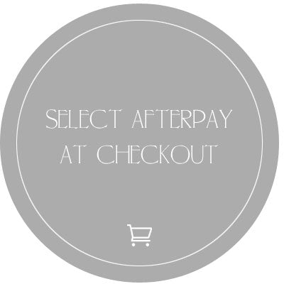 Select AferPay on Checkout