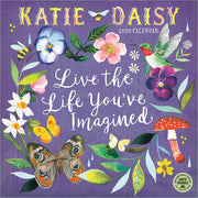 Katie Daisy - Live the Life You Imagined 2020 Calendar
