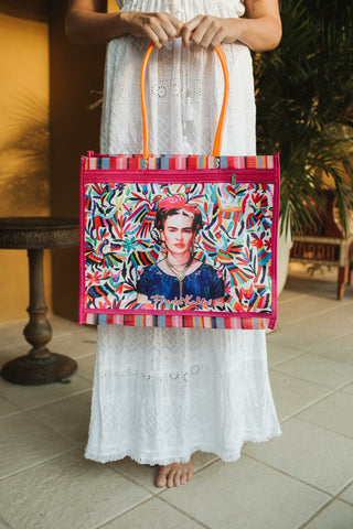 Mesh Frida Carry Bag