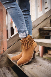 Chiquito Boot - Caramel