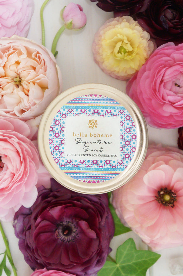 Bella Boheme Travel Tin