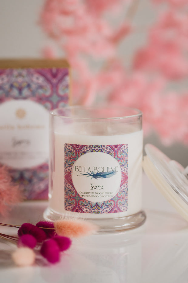 Bella Boheme Candle - Gypsy