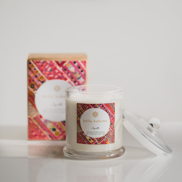 Bella Boheme Candle - Spell