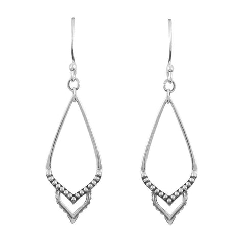 E394 - Taj Mahal Earrings