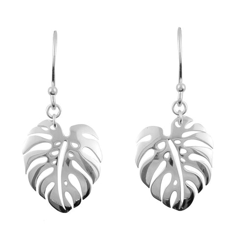 Monstera Earring - E423