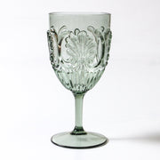 Flemington Acrylic Wine Glass - Green