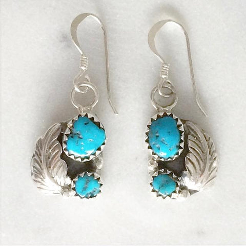 Navajo Freedom Earrings