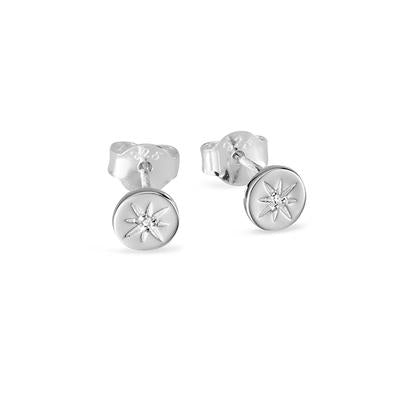 S573 - Enchanted Light Crystal Studs