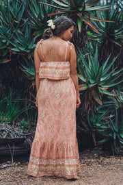 Indie Maxi Dress - Paisley