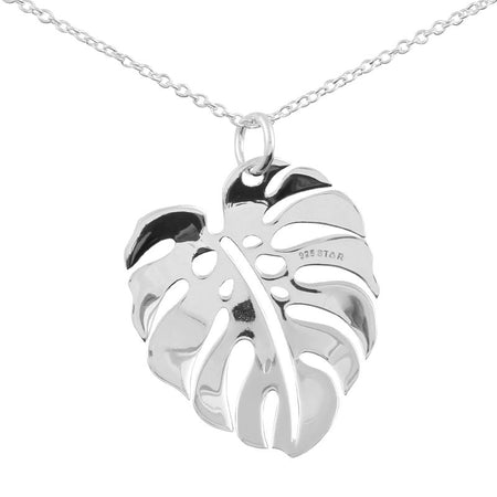 Monstera Necklace - N324