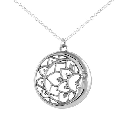N370 - Moon Dreamer Necklace