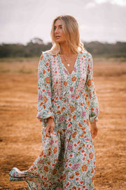 Elke Maxi Dress - Garden Party