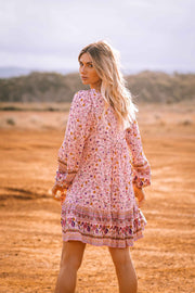 Primrose Tunic Dress - Blossom