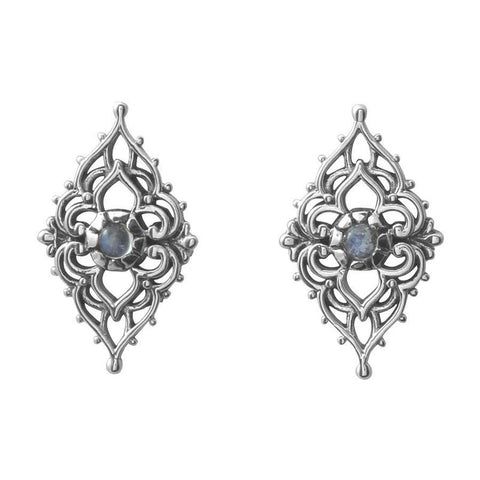 S418RM - Gothic Lacework Studs