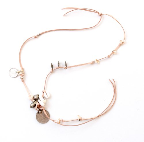 Shells and Bells Necklace