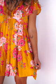 The Ace Midi Dress - Calypso