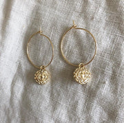 Cindy Ear Hoops
