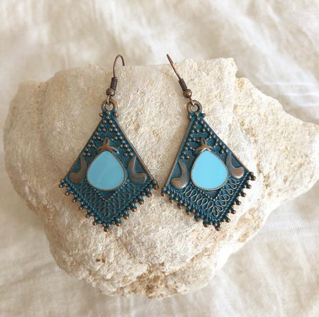 Luna Tinted Earrings