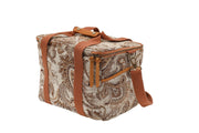 Hazel Paisley Cooler Bag