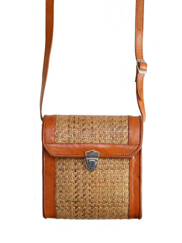 Mia Seagrass Bag