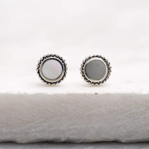 S508MP - Iridescent Sun Studs