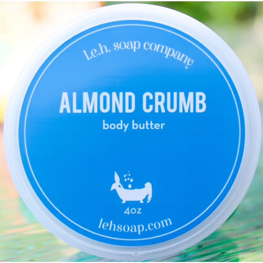 Almond Crumb Body Butter - Body Butters And Moisturizers
