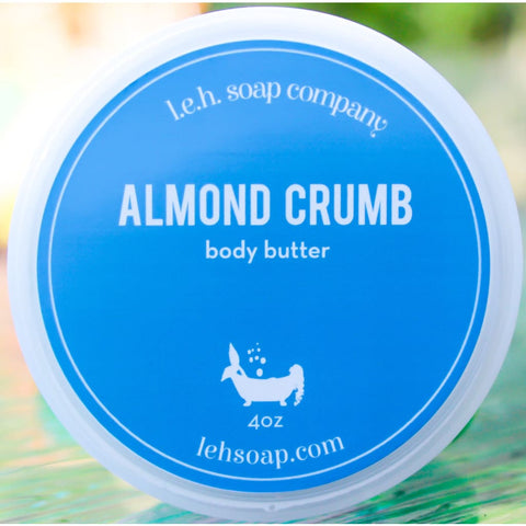 Almond Crumb Body Butter