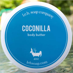 Coconilla Body Butter - 4 Oz - Body Butter