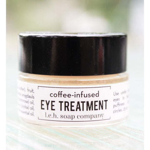 Coffee Infused Eye Treatment