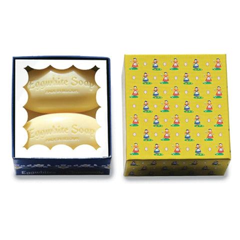 Eggwhite Facial Soap - Box of 2