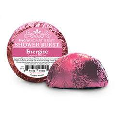 Energize Shower Burst - Shower Burst
