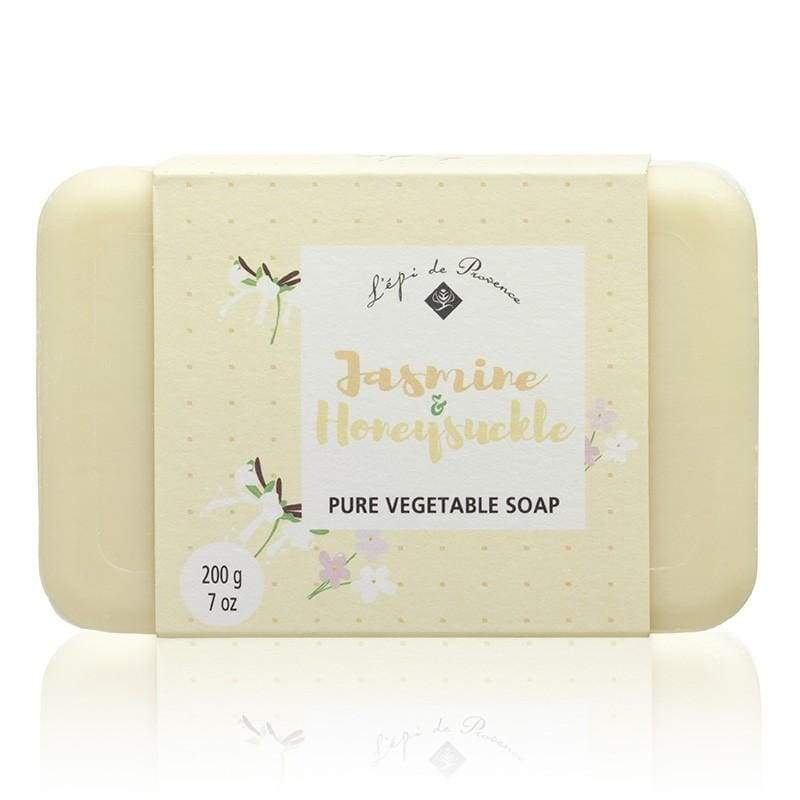 Jasmine Honeysuckle by L'Epi de Provence - Soap