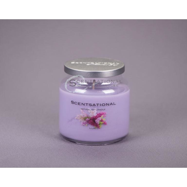 Lilac Candle - Candle