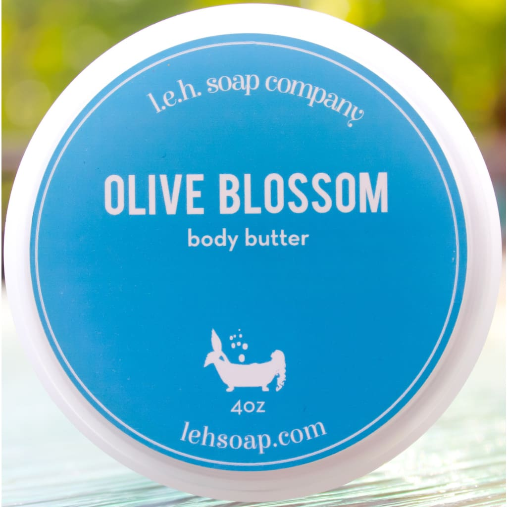 Olive Blossom Body Butter - Body Butter