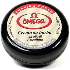 Omega Shaving Soap - shaving cream