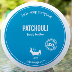 Patchouli Body Butter - Body Butter