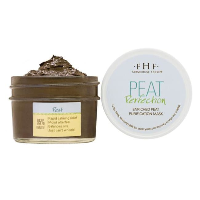 Peat Perfection Purification Mask - Facial And Lip Care