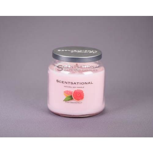 Pink Grapefruit Candle - Candle