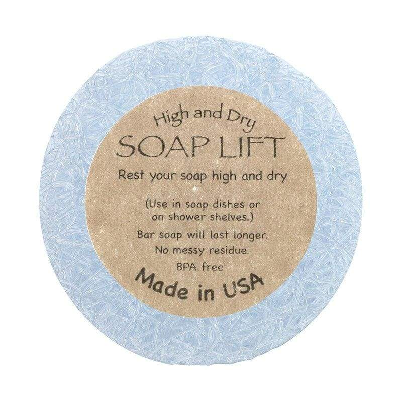 Round Soap Lifts - Crystal Round - Soap Lift