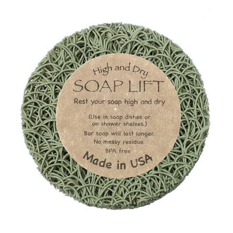 Round Soap and Bottle Lifts