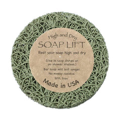 Round Soap Lifts - Sage Round - Soap Lift