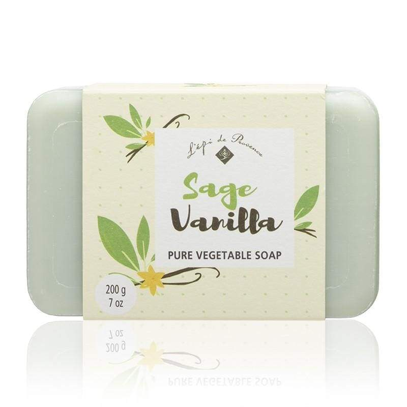 Sage and Vanilla Soap by LEpi de Provence - Soap