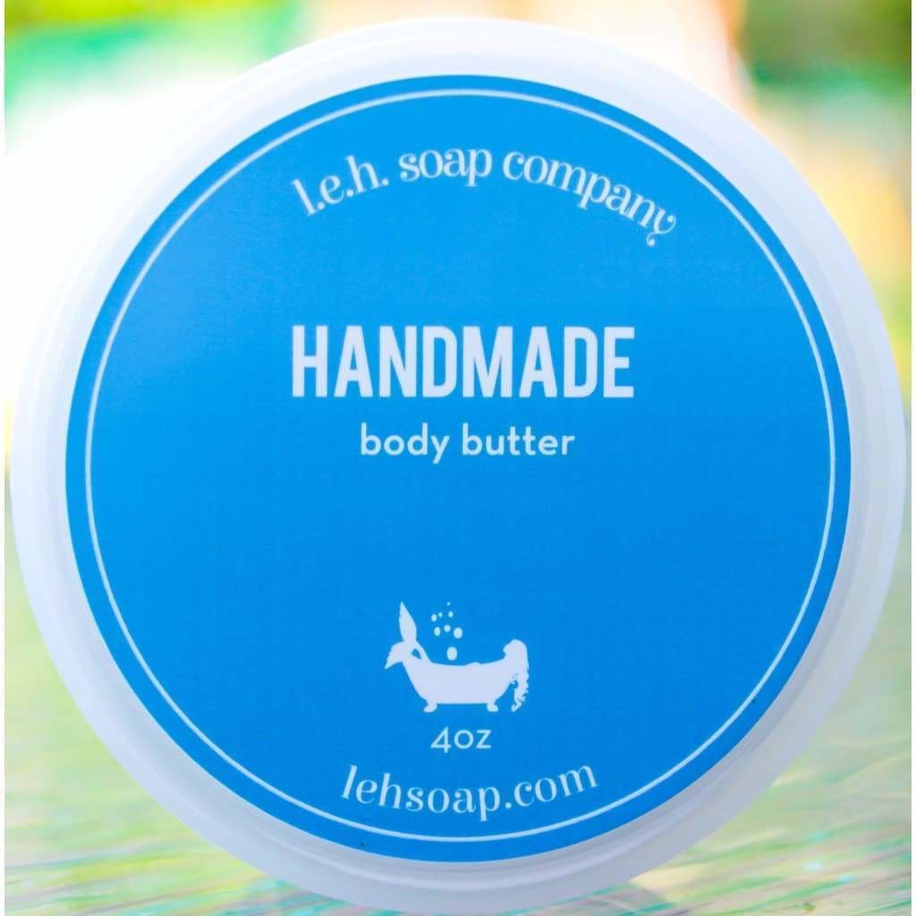 Sea Salt Body Butter - Body Butters and Moisturizers