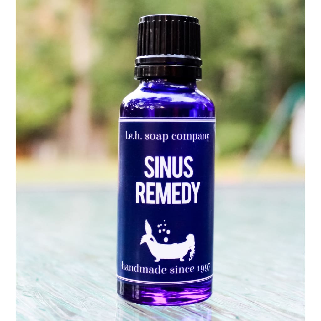 Sinus Remedy - Natural Remedies