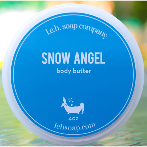 Snow Angel Body Butter