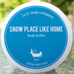 Snow Place Like Home Body Butter - Body Butters and Moisturizers