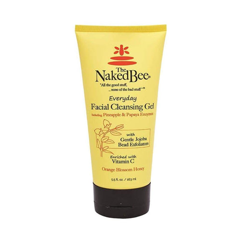 The Naked Bee Everyday Facial Cleansing Gel